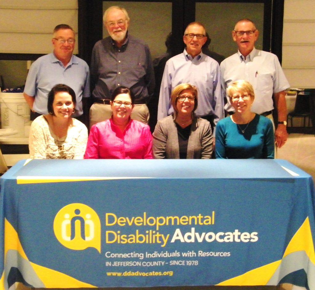 History – Developmental Disability Advocates